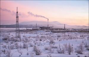 Мончегорск, фото Владимира Медведева, 2013